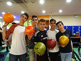 St George's Clubclass - Bowling