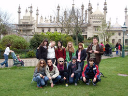 St George's Clubclass in Brighton